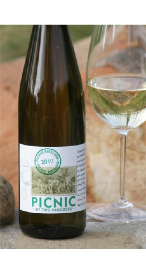 2010 Picnic Riesling image