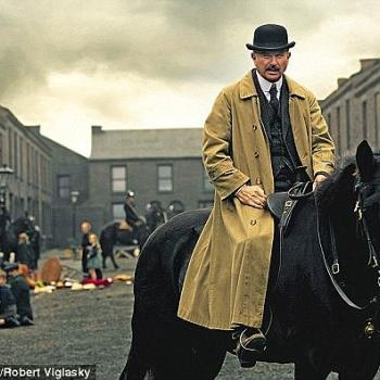 """I'd happily pop my clogs in the saddle""  Stephen Bisset for Daily Mail Australia"